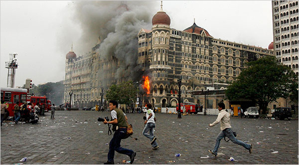 Riots In Mumbai