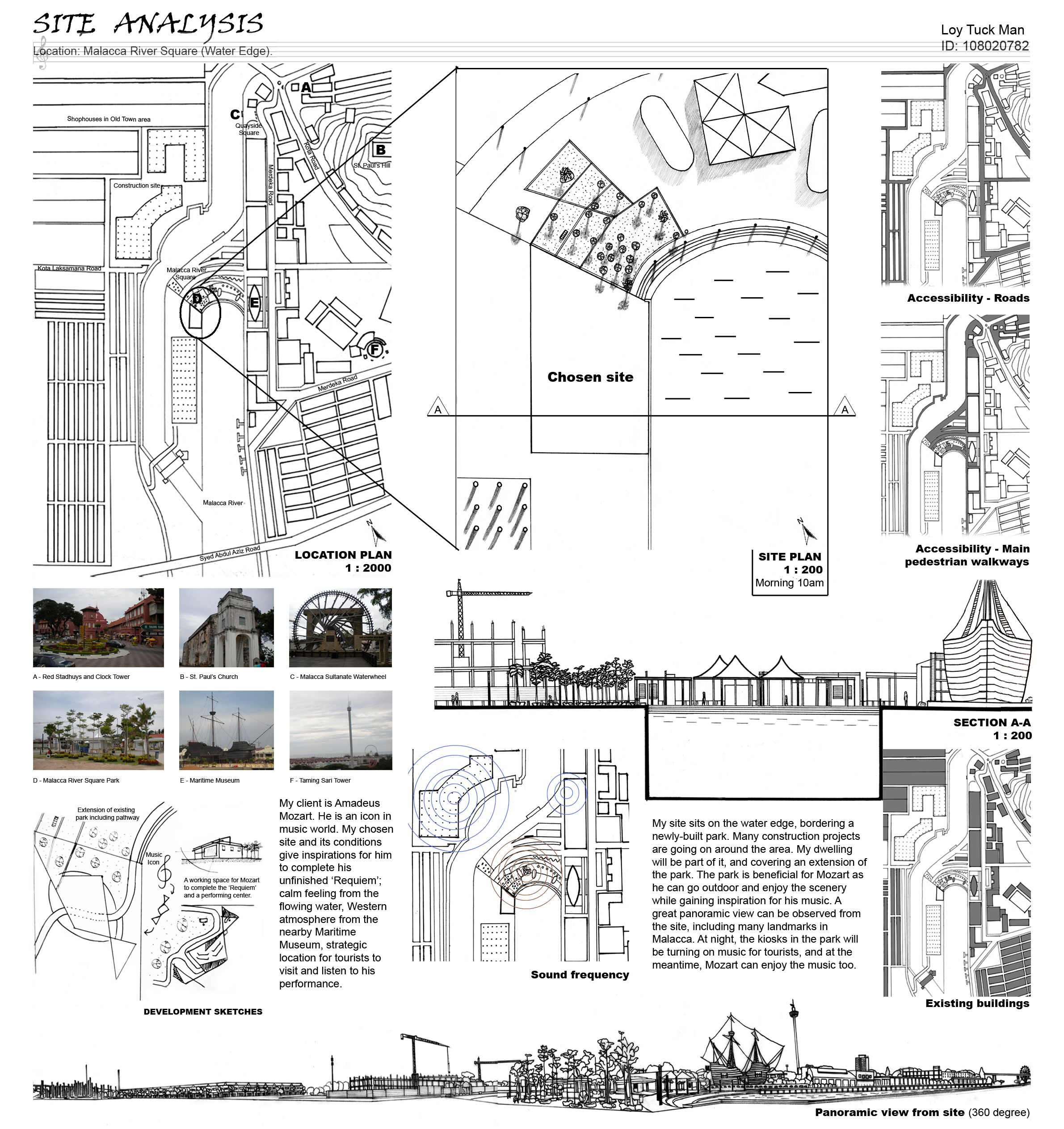 November 2009 my blog city by vincent loy for Copy architectural plans