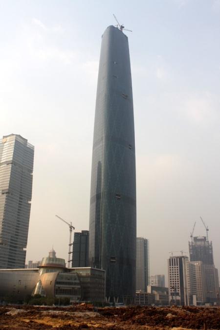 Cele mai inalte 10 cladiri din lume