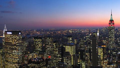 Pics Of New York Skyline. New York City, United States