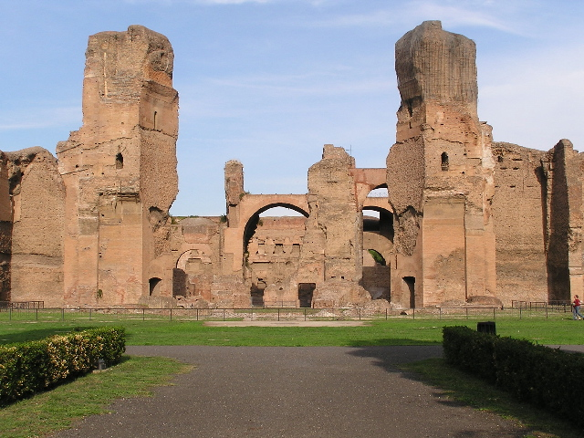 the seven wonders of ancient rome my blog city by. Black Bedroom Furniture Sets. Home Design Ideas