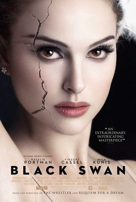 'Black Swan'…looking at the title made me thinks of a boring movie on ballet