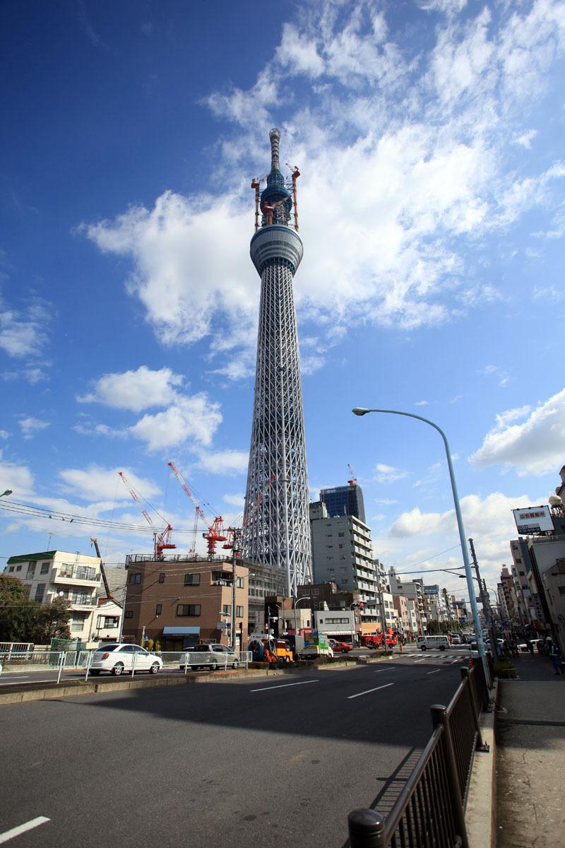 Tokyo Sky Tree beats Canton Tower | Vincent Loy's Online ...