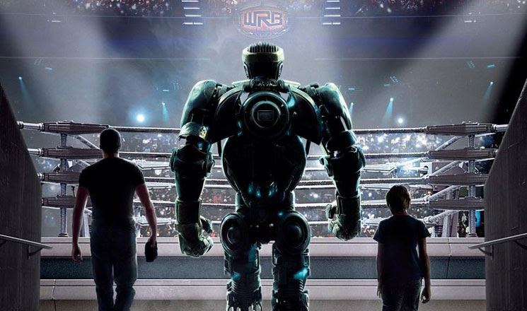a review of the movie real steel Read the empire review of real steel find out everything you need to know about the film from the world's biggest movie destination.