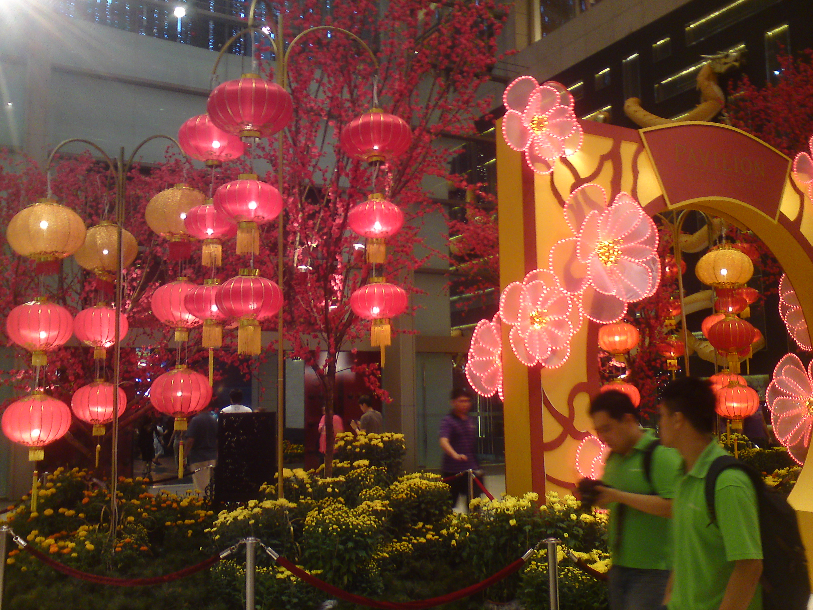 Awesome Chinese New Year 2012 decoration at Pavilion KL ...