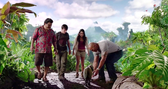 Journey  The Mysterious Island Characters