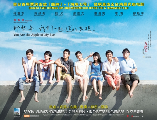 Movie review: You Are The Apple Of My Eye (2011) | My Blog