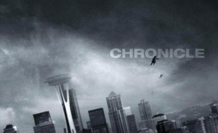 2012 Movie Poster: Movie Review: Chronicle (2012)