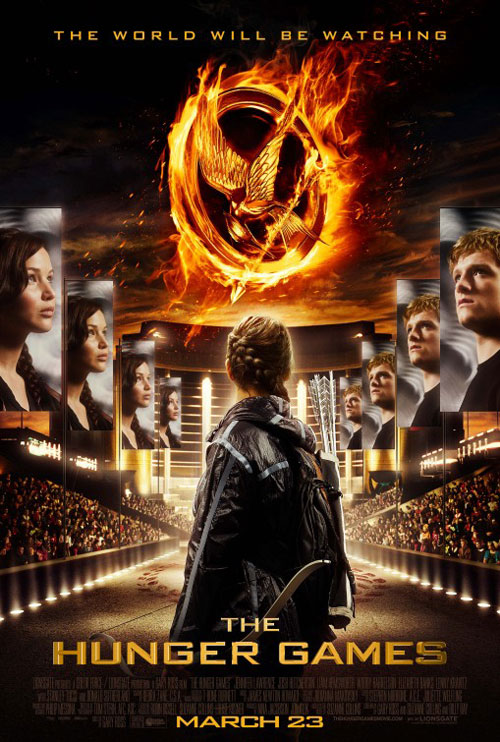 Movie review: The Hunger Games (2012) | My Blog City by ...