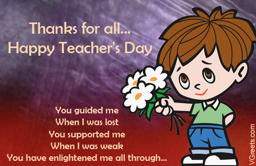 It's Teacher's Day in Malaysia…did your school celebrate ...