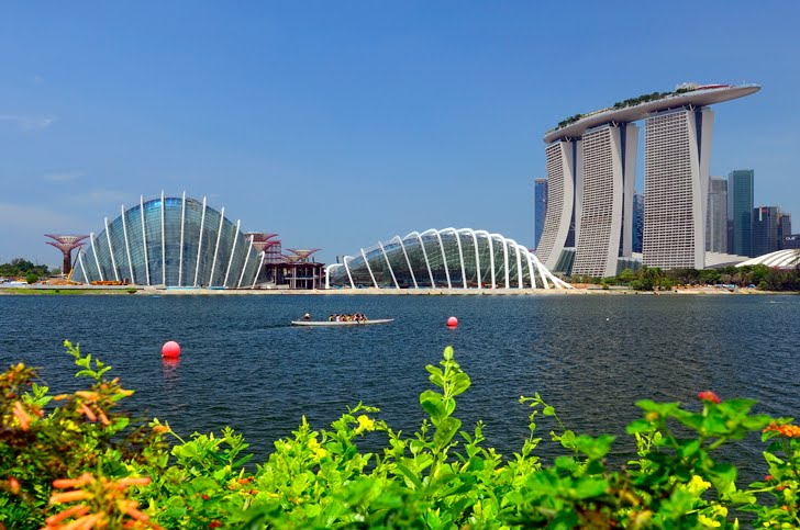 Singapore S Gardens By The Bay Opened To The Public My