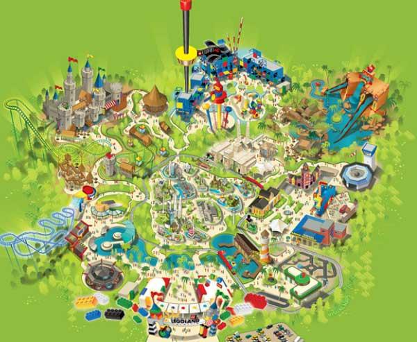 The LEGOLAND CASTLE HOTEL - Legoland Windsor Resort