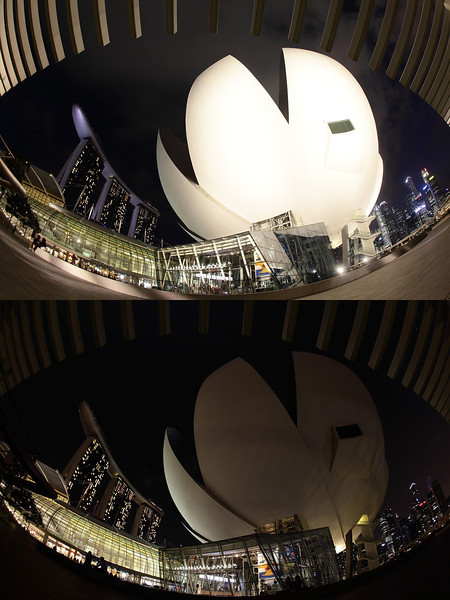 Singapore Goes Dark For Earth Hour