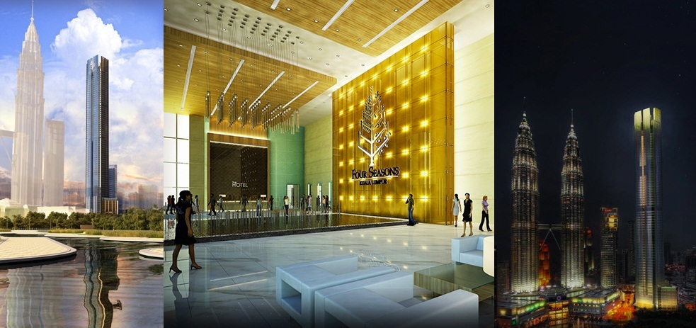 What S Happening To The Four Seasons Place In Kl My