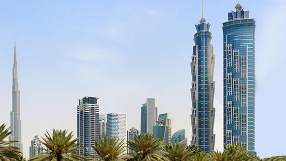 Dubai my blog city by vincent loy for Tallest hotel in the world
