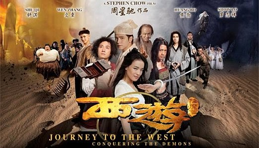 Journey To The West Conquering The Demons Deutsch
