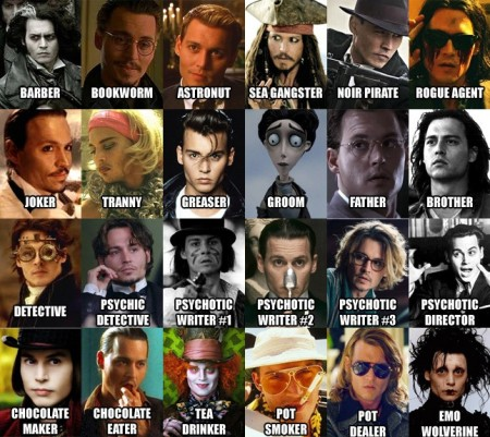 the-many-looks-of-johny-depp