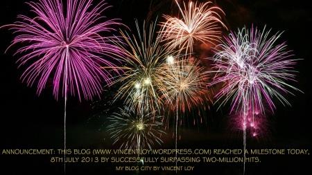 2-million hits blog