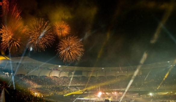 7Fireworks_burst_over_the_Pascual_Guerrer..he_World_Games_in_Cali_Colombia