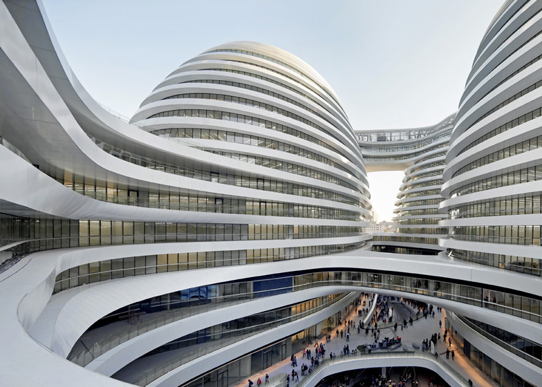 Hadid My Blog City By Vincent Loy