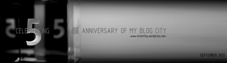 September 2013 blog header