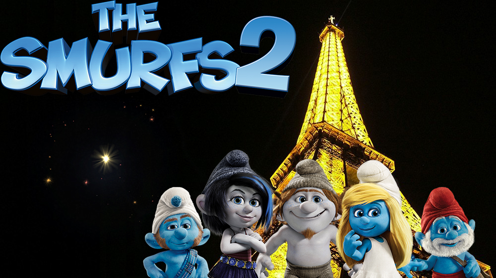 Movie Review The Smurfs 2 2013 Vincent Loy S Online Journal