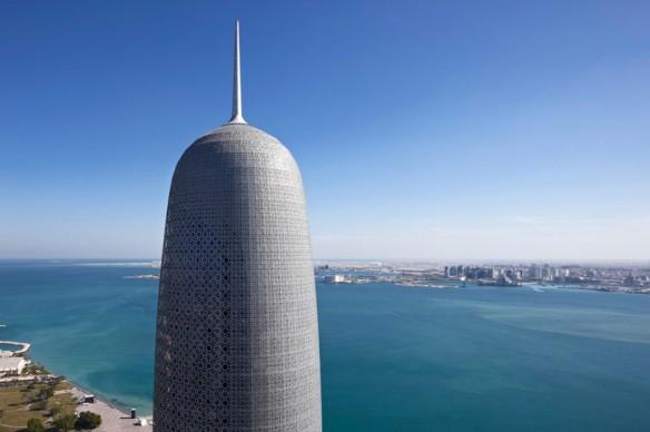 Burj-Doha-Doha-Tower-in-Qatar