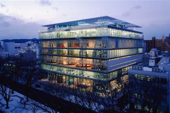 Sendai-Mediatheque1_c-SHIKENCHIKU-SHA-Japan-Architect-Vol-65-Parallel-Nippon