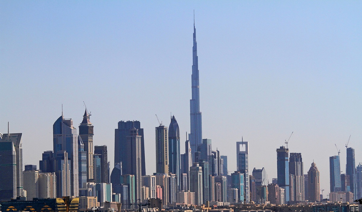 Top 5 vertical cities in the world my blog city by Dubai buildings