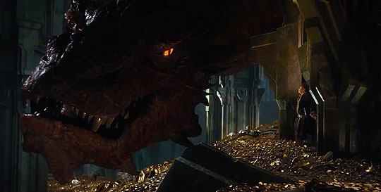 Movie review: The Hobbit – The Desolation of Smaug (2013 ...