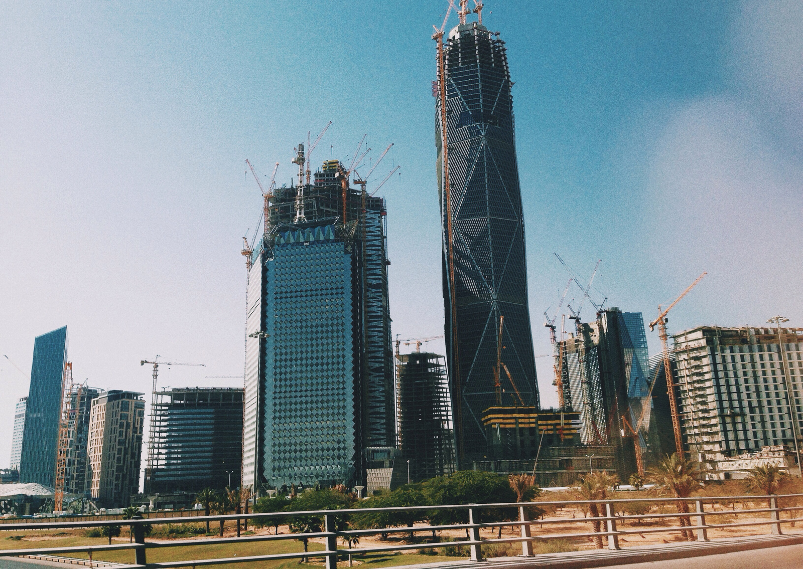 Skyscrapers Set To Be Completed This Year Vincent Loy S
