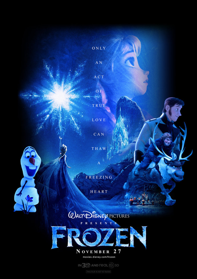 frozen movie review Source the whole process and brainstorming to complete frozen started since 1990's but there were many failures and rejected versions it was confirmed that the story was inspired from the snow queen, but there had been difficulties to convey the story towards the modern audiencesso the only snow queenish thing in the movie was the ice, snow and queen.