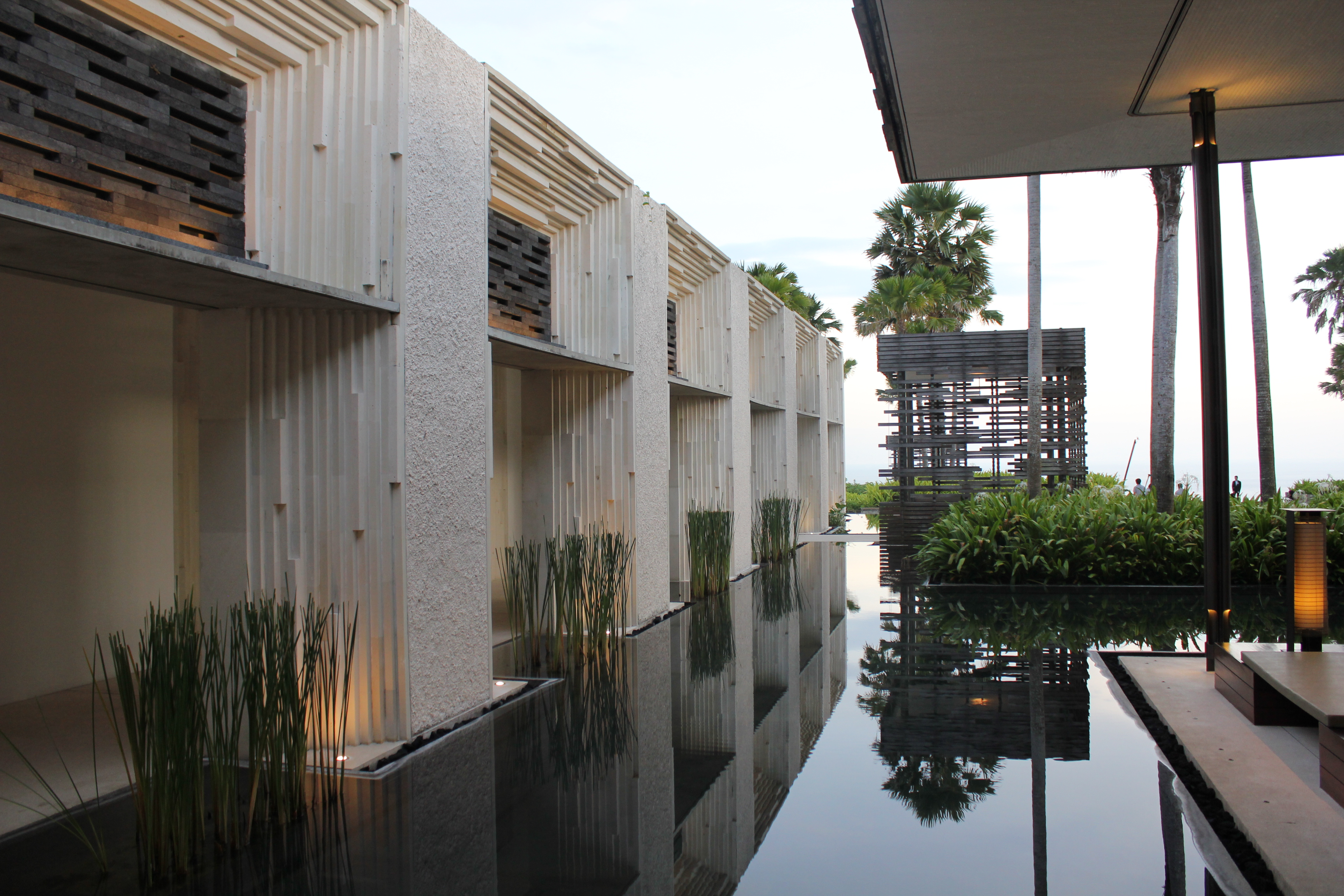 Architectural Insight Alila Villas Uluwatu Bali My