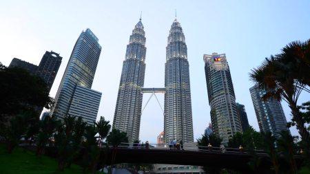 stock-footage-kuala-lumpur-malaysia-april-petronas-twin-towers-time-lapse-april-in-kuala-lumpur