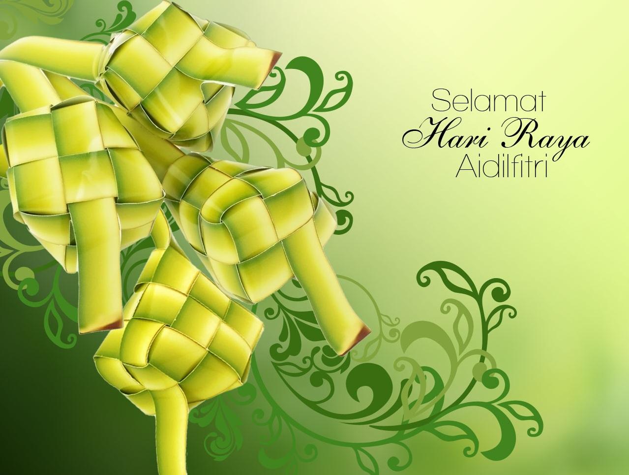 hari raya wallpaper free download
