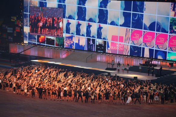 Opening-Ceremony-for-the-Glasgow-2014-Commonwealth-Games