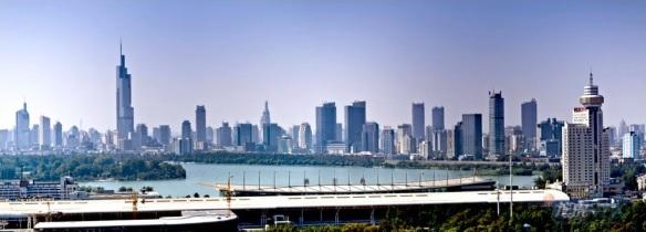 Nanjing_Skyline_2012