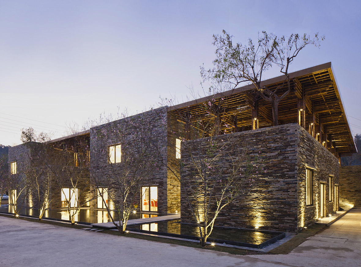 World architecture festival 2014 building of the year for La architecture