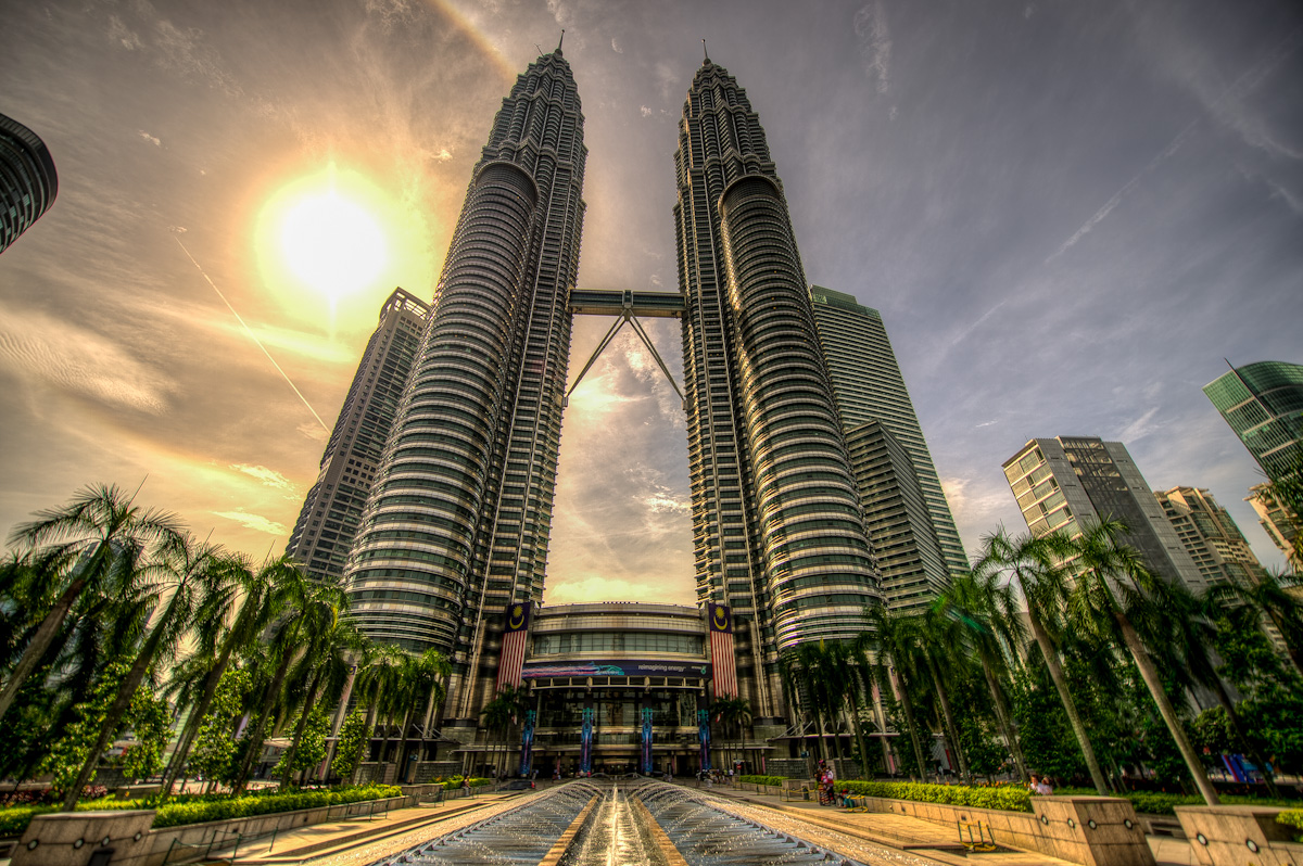 Ten Tallest Buildings In Kl As Of 2014 Vincent Loy S