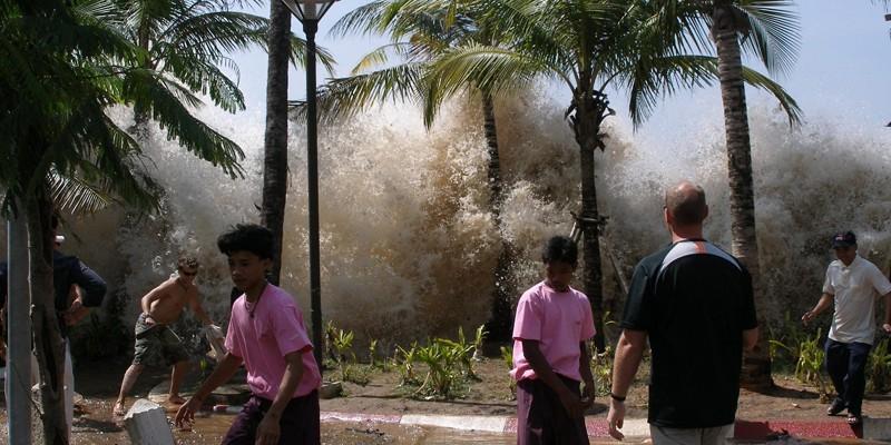 NASA - NASA Tsunami Research Makes Waves in Science Community