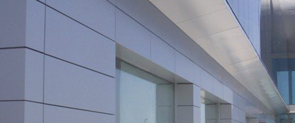 Aluminum Composite Panel Systems : Design tips to beautify elevations of apartment