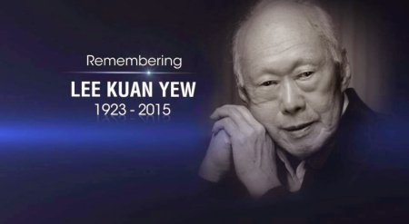 Remembering Lee Kuan Yew 16 September 1923 – 23 March 2015