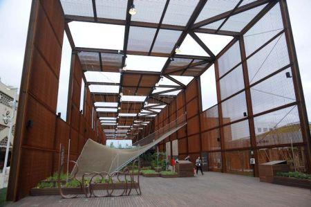 Expo:aperti i cancelli,al via Esposizione Universale