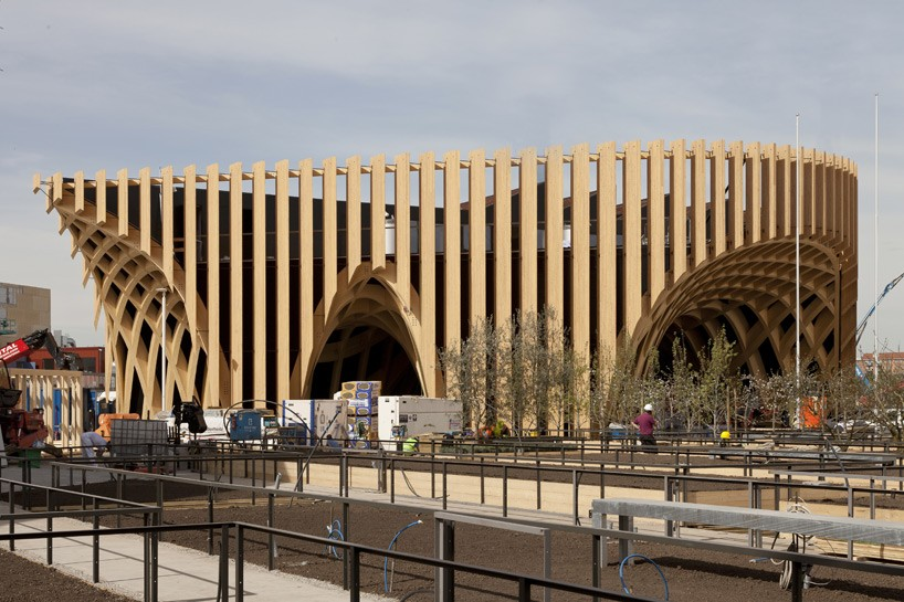 Some Interesting National Pavilions From Expo Milano 2015