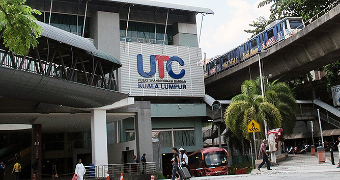 Melaka Town Bus Routes - Malaysia Public Transport Directory