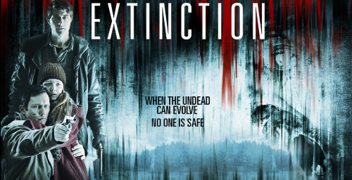 Started the month with two more movies; 'Extinction' and ...