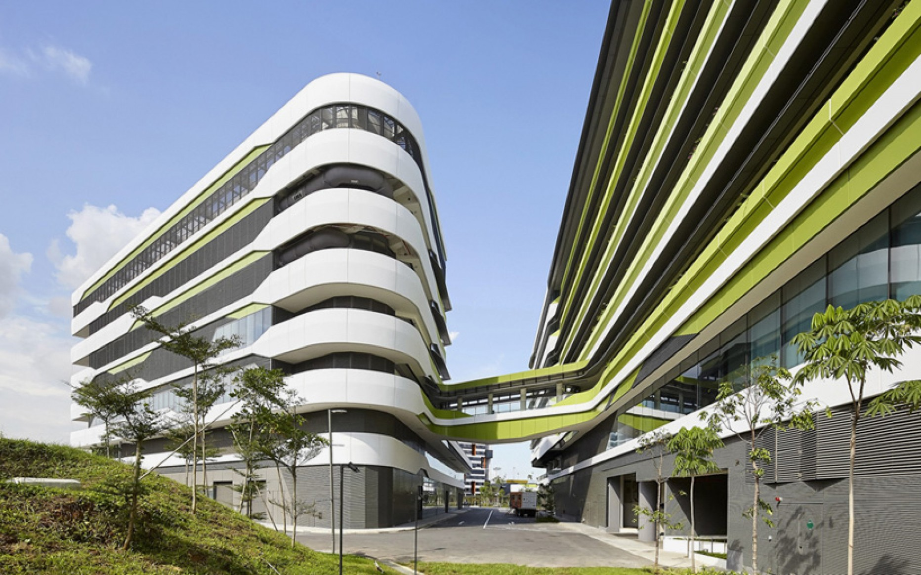 unstudio-singapore-university-of-technology-and-design-dp-architects ...
