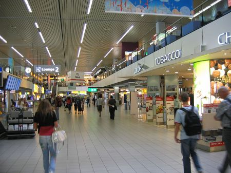 schiphol-shopping