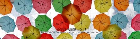 November 2015 Blog Header