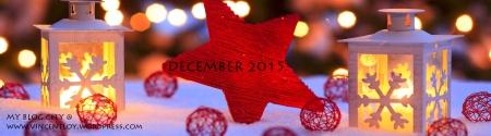 December 2015 Blog Header